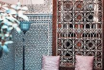 Moroccan love / all things Far East and Moroccan, comfort and style and ancient