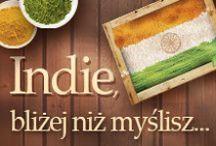 Indie bliżej niż myślisz... / Wypróbuj nasze przepisy kuchni indyjskiej!