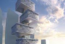 Architecture / by Lauren Mann