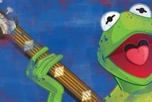 Muppets / by Lauren Mann