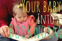 Little Learners / teaching through the baby stages and toddler years  / by Frosted Events