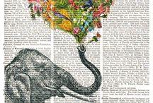 Love of Elephants / by Deb Floros