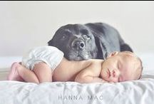 Families: New & Growing / Beautiful, funny and inspiring family and newborn photography.