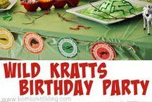 Aidan 9th birthday party