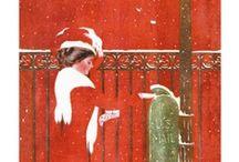 Christmas prints / by Femme Postale