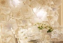 Paper & Fabric Flowers / by MsB