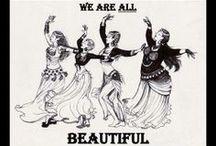 Inspiration - Belly Dance / by Shari Gapp ~Fruitloopgirl~