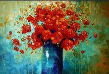 Random Inspiration / art and color inspiration