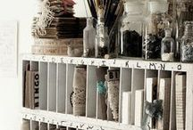 creative spaces / by Femme Postale