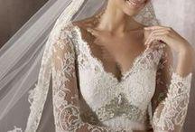 Bridal Gowns & Veils