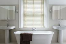 Blinds for you Bathroom / Be inspired by our fabulous bathroom blinds.