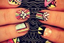 Funky nails / by Keri Benton