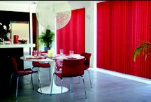 Blinds for your Dining Room / Get inspiration for your dining room with our gorgeous range of blinds.