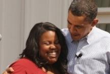 Obama hug scandal / A detailed look at the hug scandal rocking the Obama administration.  / by ThinkProgress