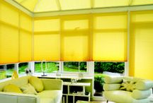 Blinds for your Conservatory / Take inspiration from our gorgeous range of blinds for your conservatory.
