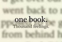 All things books... / by Jade Delyea