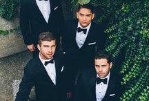 The Boys / Groomsmen & page boys