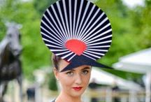 HATS, HEADDRESSES & ARRANGEMENTS / by Susana Smulevici