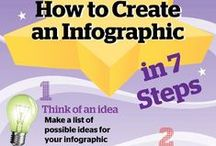Design Infographics / Infographics related to creativity and design.