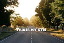Jump Start / Running, exercise, fitness, fitness motivation, health, workout gear