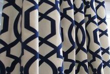 Curtains / There is some fabulous designs and textures in our Barnes Blinds curtain range.