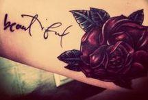 tattoos / by Darian Kaser