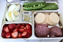 Paleo Lunch Box Ideas / Easy, gluten-free, grain-free, dairy-free, Paleo lunches to go!  Adorable bento boxes, reusable containers, and food storage.