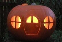 Autumn, Halloween, & Thanksgiving