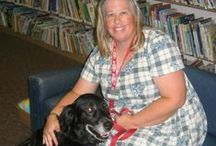 Baxter, Our Pet Therapy Dog / by Discovery Tales - Tina Donovan, M.Ed., LPC