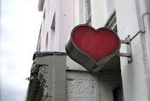 love / by Femme Postale