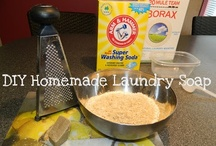 Naturally Clean Home / DIY recipes, for all-natural cleaning, and a toxin-free home.