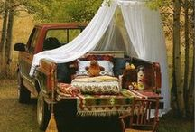 glamping dreams / by Femme Postale