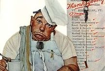 Norman Rockwell / Norman Rockwell illustrations
