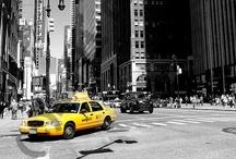 New York / The city that never sleeps.