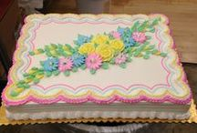 Buehler's Bakery Cakes!! / Buehler's Bakery mixes, bakes and decorates cakes for all occasions!   Find the Buehler's nearest you: http://www.buehlers.com/store-locator/