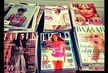 Fashion Magazines  / Fashion Magazines we love!