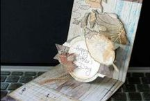Cards - Folded and Pop-Up  / by Dianne Lucas