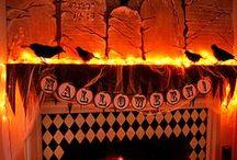 Halloween Spooky Fun / Halloween, Halloween Party, Halloween decorations, Halloween Theme