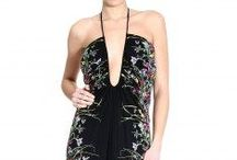 Style Workout: Bare, skimpy or halter necklines emphasize shoulders / Fashion Fundamental Tip #8: Bare, skimpy or halter necklines emphasize shoulders. www.focusonstyle…. The D.I.Y. stylist formula to empower the style of your personal brand at: www.focusonstyle.... #styleworkout #fashionfundamentals