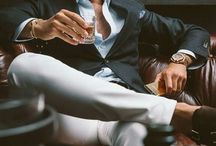 THE | GENTLEMEN'S | CLUB / Feel free to share whatever distinguishes a Gentlemen from a Man...