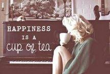 tea time / by Femme Postale