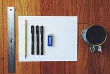 Design + Letters