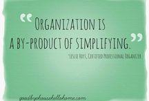 Organize me, please!!! / by Susan Evans