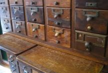 Drawers! Cupboards! Cabinets! / by Meghan Daugherty