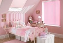 Blinds for your Children's Bedroom / Take a look at our fun and lively blinds for your child's bedroom.