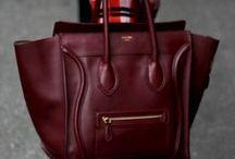 bag lady. / handbags, purses, clutches