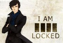 Sherlocked / I had so many pins about the wonderful Sherlock Holmes that I had to make a new board just for him.