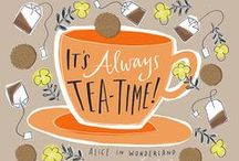 Tea Time / Teas, Tea brewer, tea leaves, teavana, herbal tea