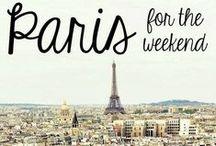 Bonjour Paris! / Paris, Travel, Paris France, France