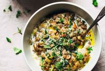 Easy Meatless Monday Dinners / Vegetarian dinners and sides dishes that are easy, because life is hectic, but we still want something deliciously healthy. Cheese, eggs, and dairy all are good here, and dishes that may take a long slow cook/bake -- as long as they don't entail a long list of ingredients and/or a bazillion steps. Please no desserts. Please contact susan@thewimpyvegetarian.com for an invite.